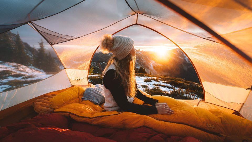 Sleeping Comfortably While Camping