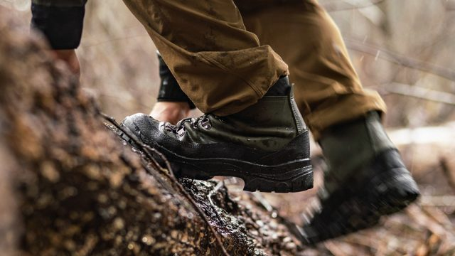 Correct Footwear for Hiking