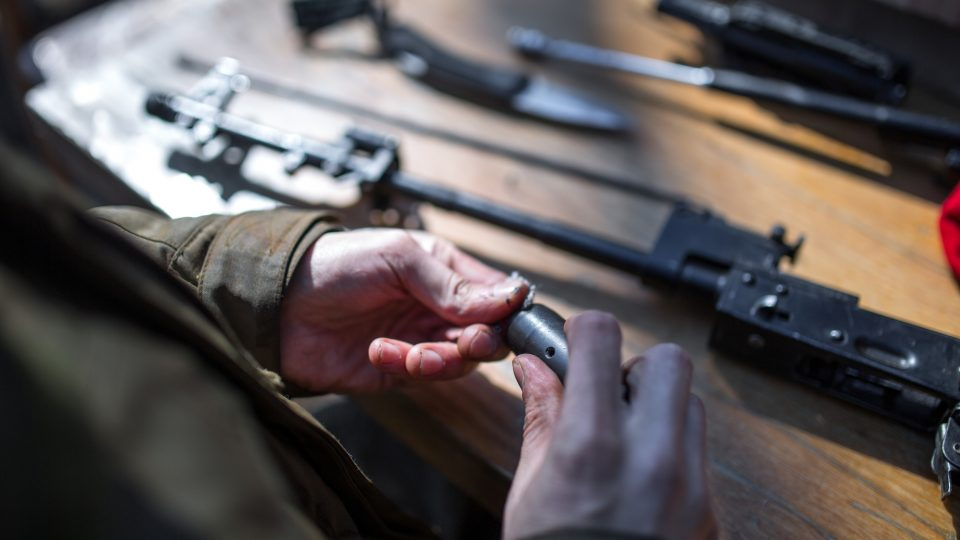 Maintaining your Firearm