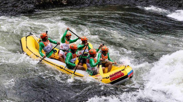 Sprint Rafting