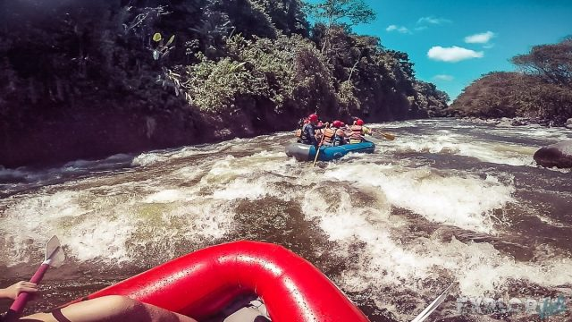 Long Distance Rafting