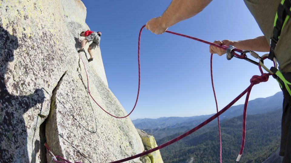 Using Ropes Properly
