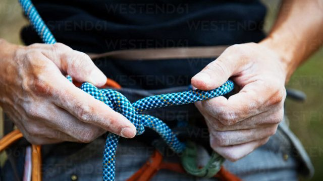 Securing your Harness
