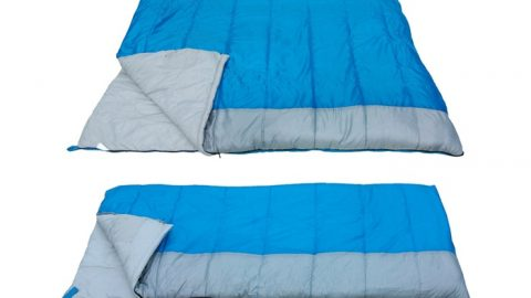 Redstone Outdoors Single/ Double Sleeping Bag